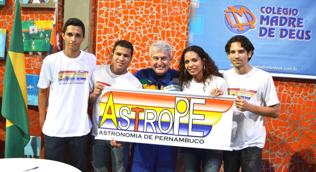 AstroPE e o Astronauta Marcos Pontes - DSC_0052
