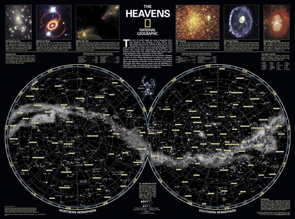 NG - The Heavens