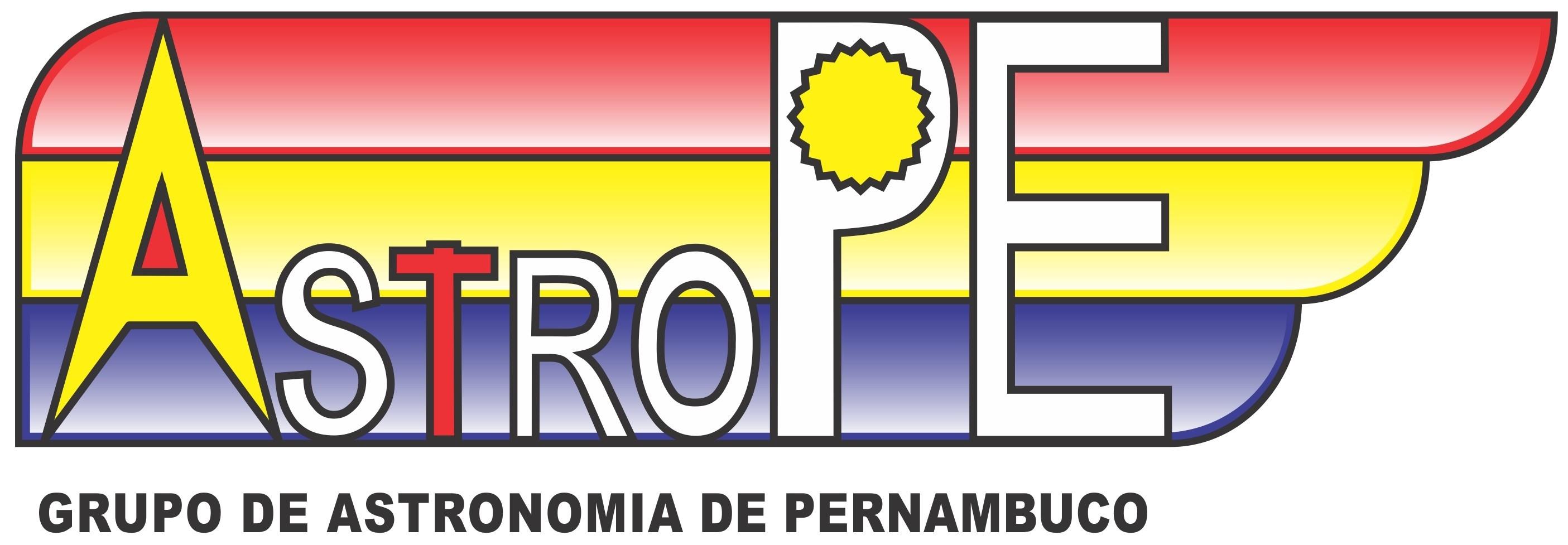 Logo RGB - AstroPE - 2016 - Grupo de Astronomia de Pernambuco