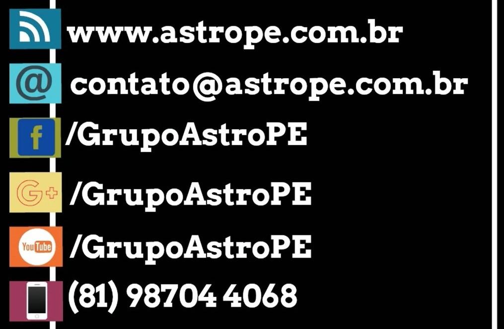 Contato - AstroPE.