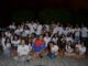 Alunos da Escola Paroquial Nossa Senhora de Fátima na Observação Prática do projeto Conheça e Descubra o Céu! - 25 de outubro de 2017 - AstroPE.